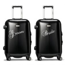 Bride And Groom Vinyl Decals